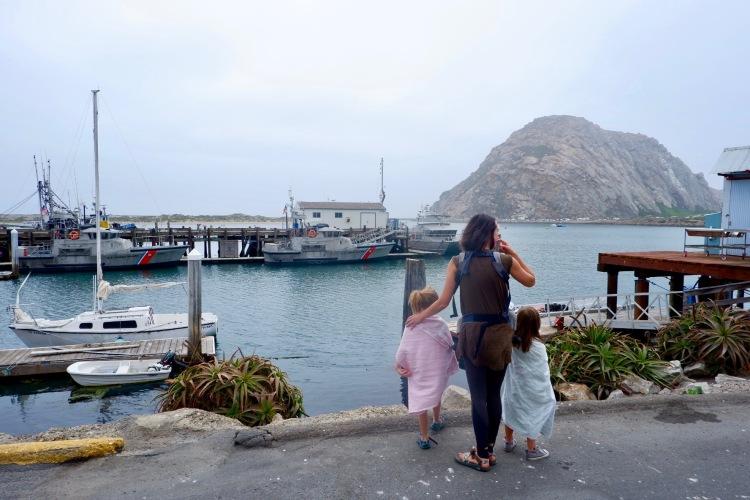 Kate in Morro Bay